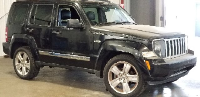Pre Owned 2012 Jeep Liberty Limited Jet Edition