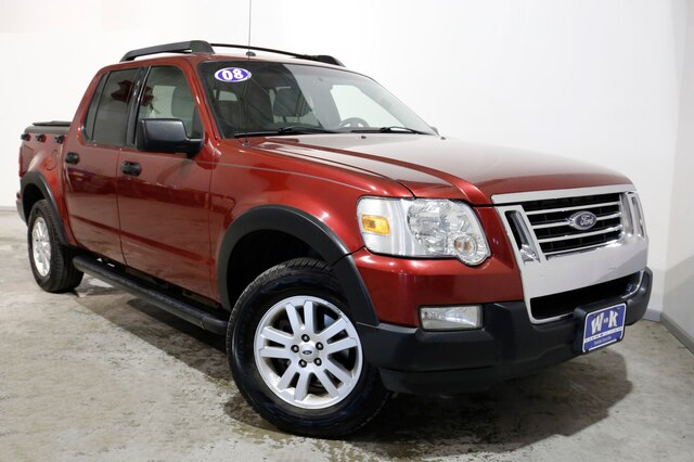 Pre-Owned 2008 Ford Explorer Sport Trac XLT 4.0L