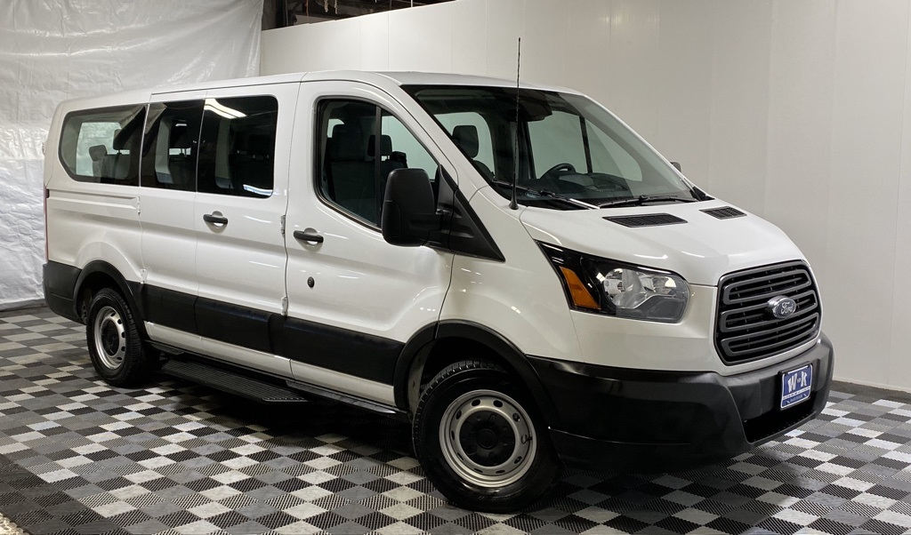 New 2019 Ford Transit-150 XLT
