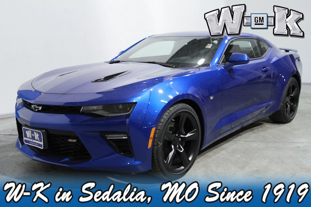new 2018 chevrolet camaro 2ss coupe near columbia 182427 w k family