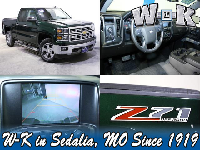Certified Pre-Owned 2014 Chevrolet Silverado 1500 2LT
