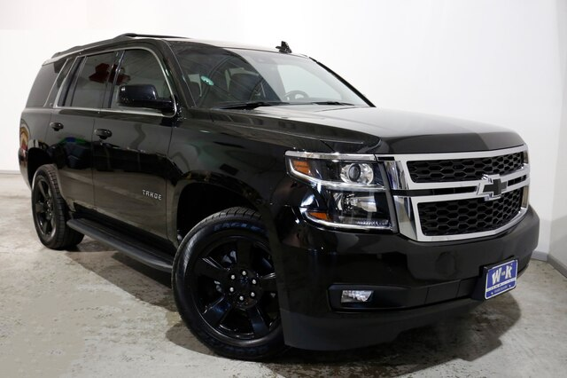 Pre-Owned 2018 Chevrolet Tahoe LT Midnight Edition