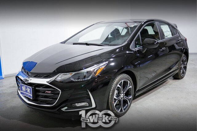 New 2019 Chevrolet Cruze LT FWD Hatchback