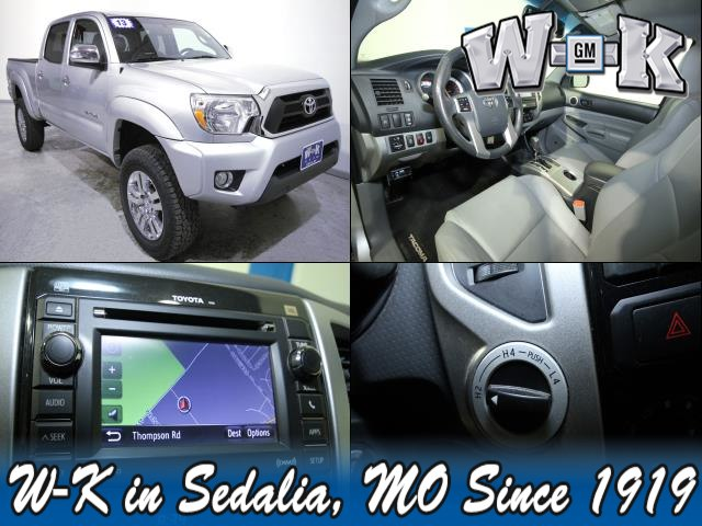 Pre-Owned 2013 Toyota Tacoma Limited