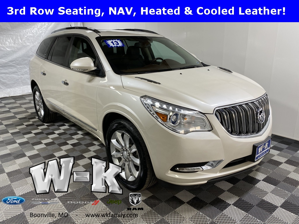 Pre-Owned 2013 Buick Enclave Premium Group
