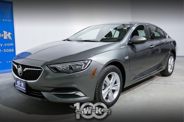 New 2019 Buick Regal Sportback Preferred Hatchback Near Columbia