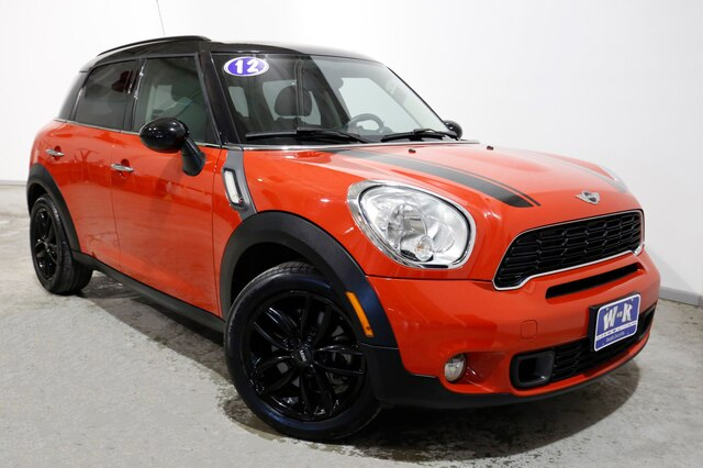 Pre-Owned 2012 MINI Cooper S Countryman Countryman S