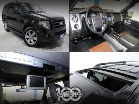Pre-Owned 2009 Ford Expedition Limited