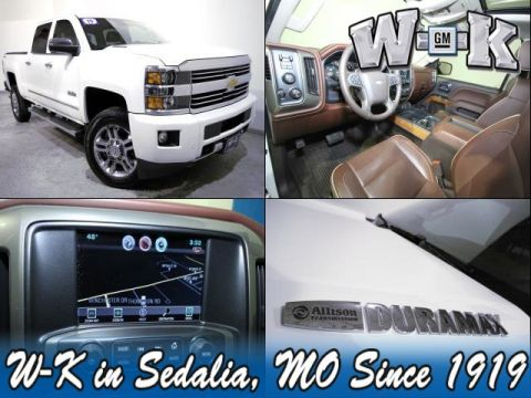 Pre-Owned 2015 Chevrolet Silverado 2500HD High Country 4WD