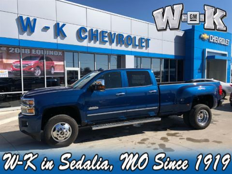 New 2017 Chevrolet Silverado 3500HD High Country 4WD