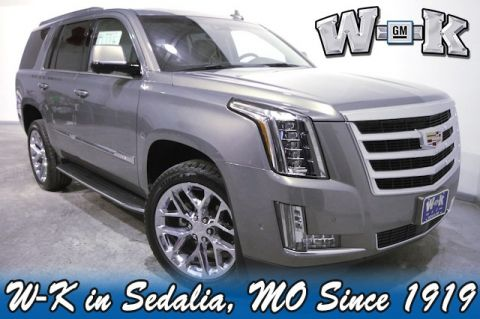 New 2017 Cadillac Escalade Premium Luxury 4WD