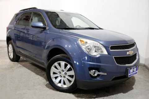 Pre-Owned 2011 Chevrolet Equinox 2LT