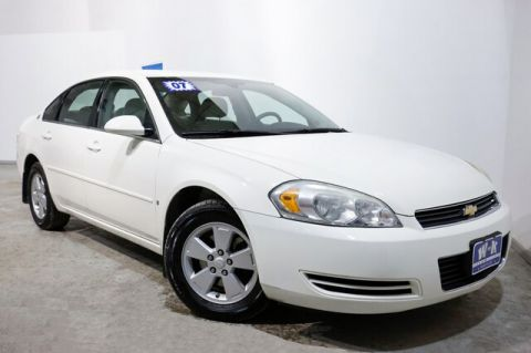 Pre-Owned 2007 Chevrolet Impala LT w/3.5L