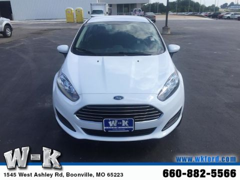 new 2018 ford fiesta s sedan near columbia 134874 w k family
