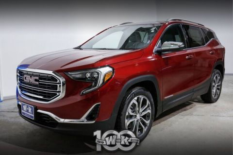 New 2019 GMC Terrain DRAC