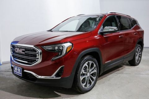 Pre-Owned 2019 GMC Terrain DEMO