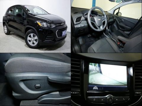 Pre-Owned 2018 Chevrolet Trax LS