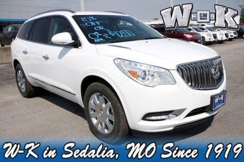 New 2017 Buick Enclave Leather FWD SUV
